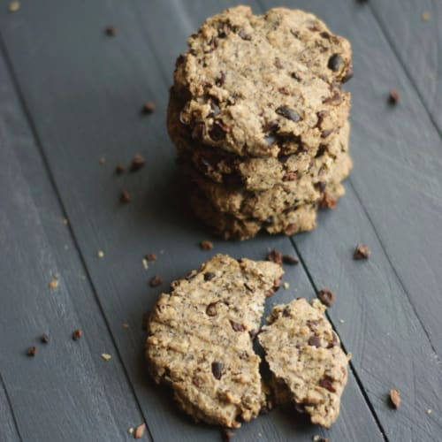 Biscotti di avena speziati