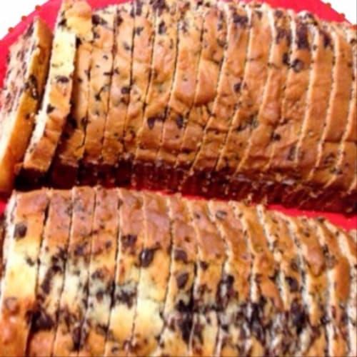 el chocolate plumcake con harina FiberPasta
