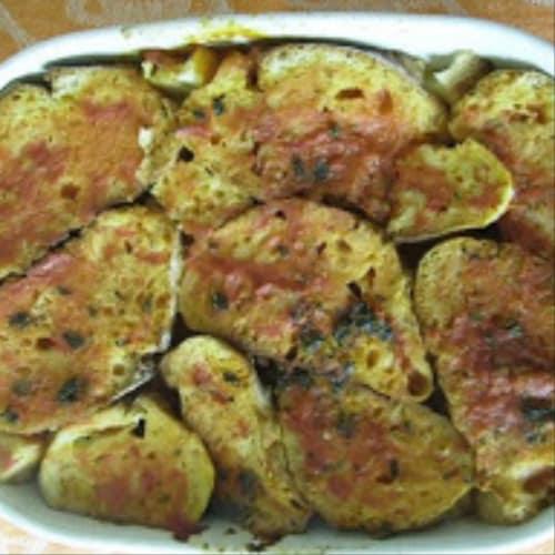Pan cocido al horno de pan Cuotto