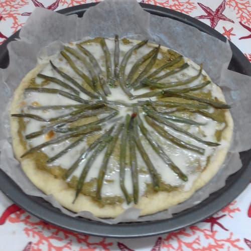 Green Quiche Di Fagiolini...
