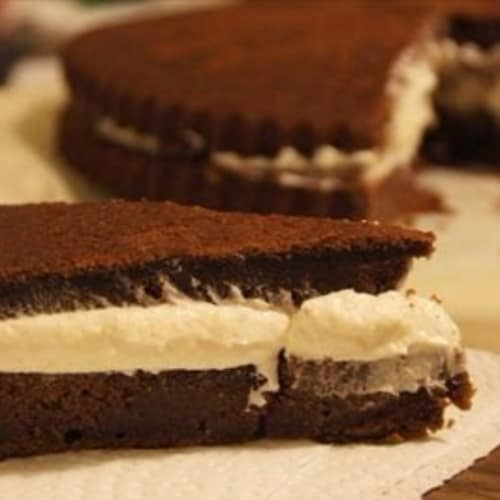 Pastel de chocolate Guinness