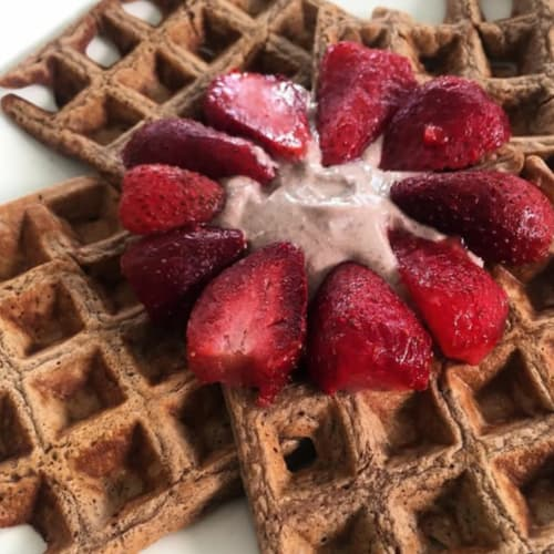 Healthy Wafles