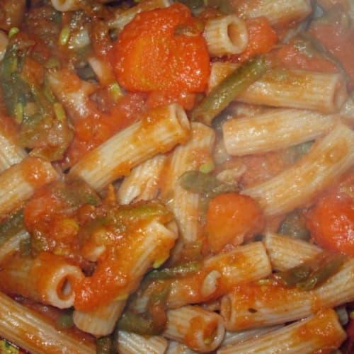 la pasta vegetal