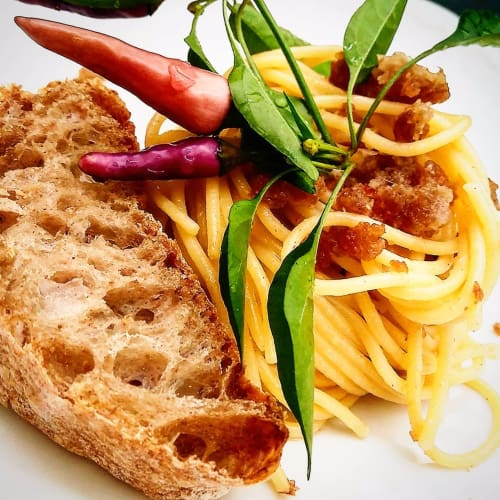 Spaghetti 5 minutes