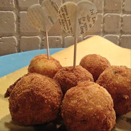 Meatballs Bread