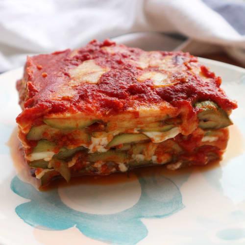 Parmigiana Di Zucchine Velocissima