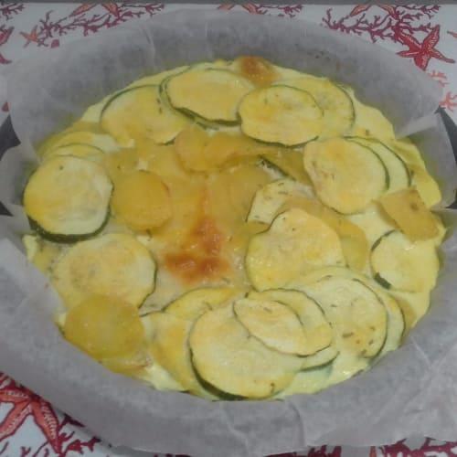 Pasticcio Di Patate E Zucchine...