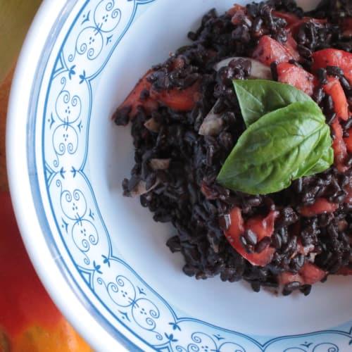 Ensalada de arroz Venus