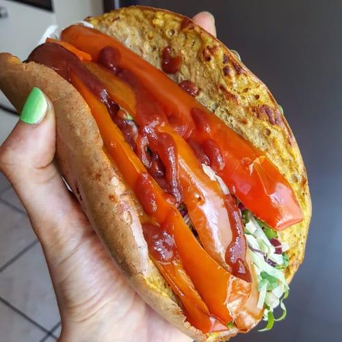 Carrots tacos