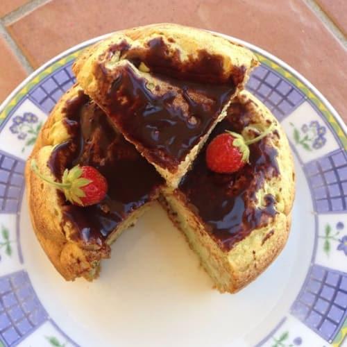 Pancake menta
