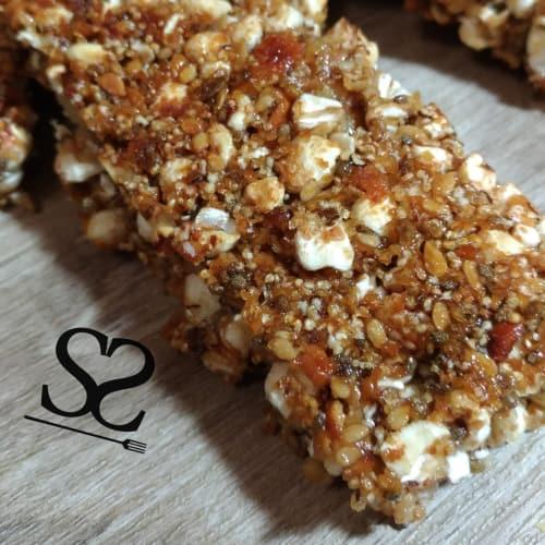 Barrette e Snack ai semi e cereali