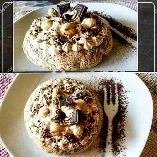 licorice pancake