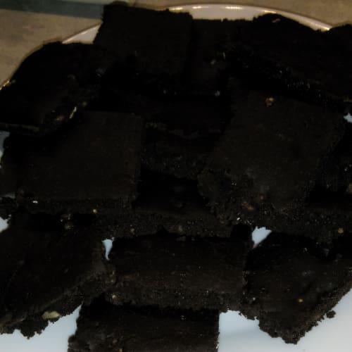 Fit brownies