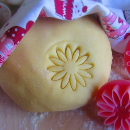 pastelería corta (receta clásica para pasteles y galletas)