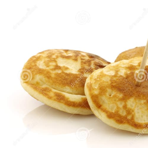 holandesa Minipancake