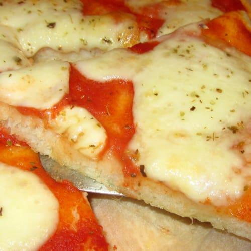 Sin Gluten pizza esponjosa y ligera