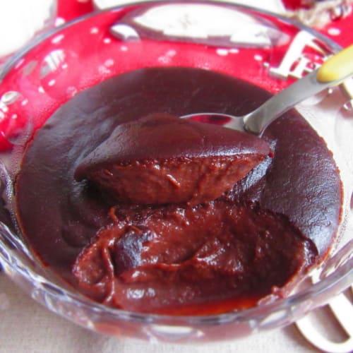 Budino Al Cioccolato Senza Glutine (e senza uova)