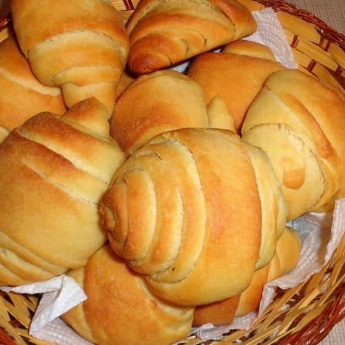 Panini sfogliati of durum wheat