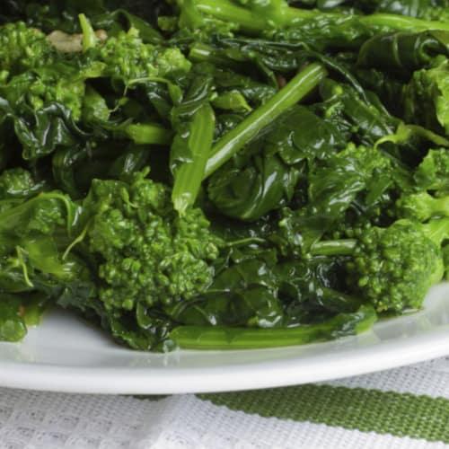 verduras de desintoxicación de nabo!