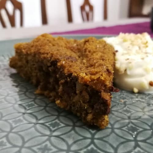 pastel de naranja tenerina
