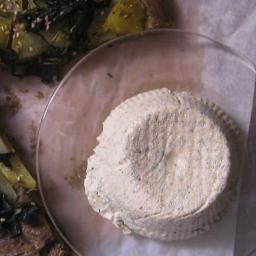 Formaggino spalmabile di soia