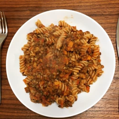 Una salsa rápida y nutritiva