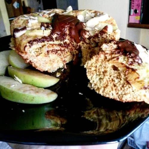 mugcake manzana