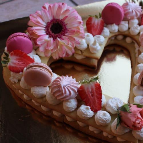 Crema al mascarpone per cream tart