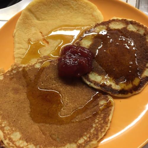 Pancake fatti in casa