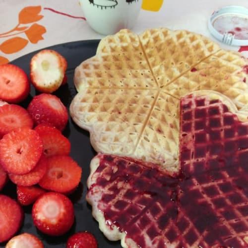 Waffle Vegan