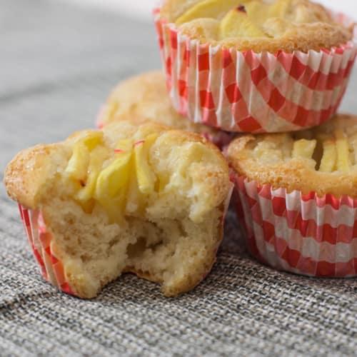 Muffin de manzana!