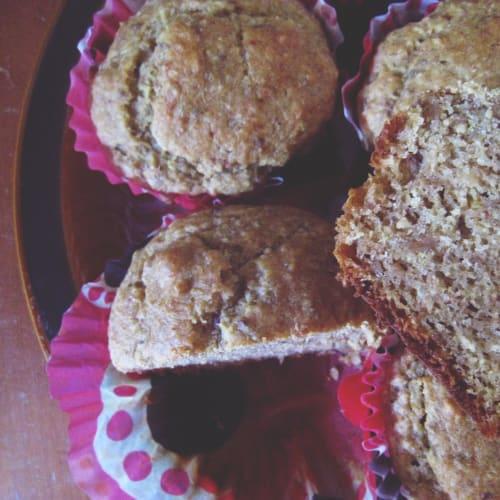 Tortini pesche e fichi senza zucchero