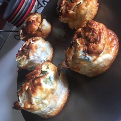 Muffin salati light