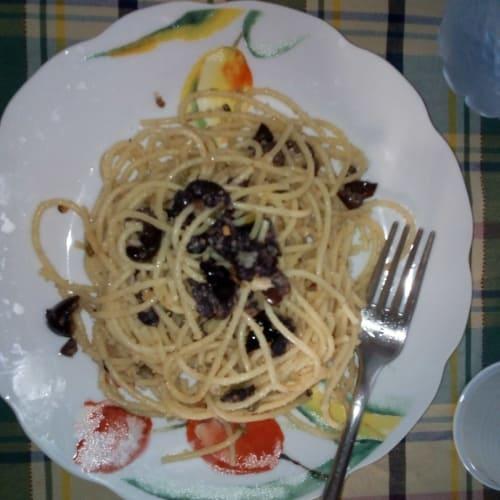 Spaghetti ammollicati!
