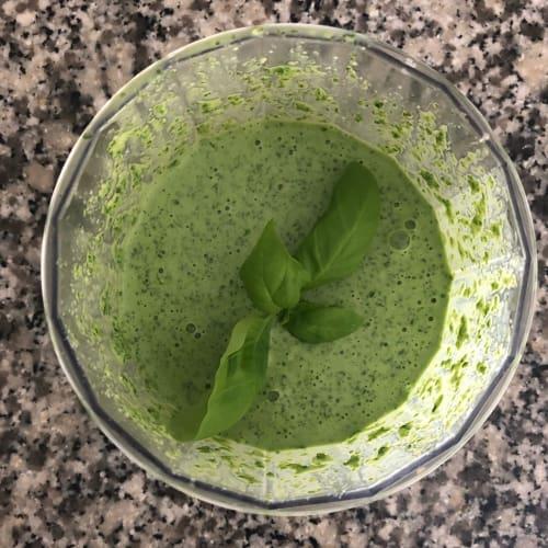 Genovese Pesto Fitness