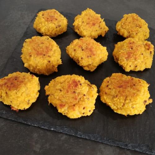 Pumpkin Croquettes