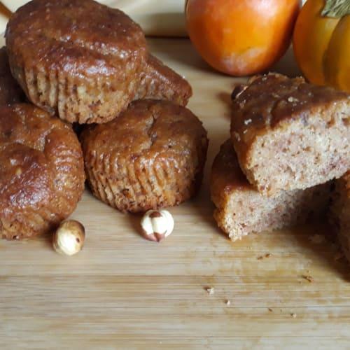 Tartaletas De Caqui Y Avellana