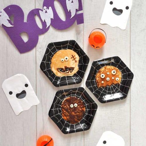 Panqueques de Halloween