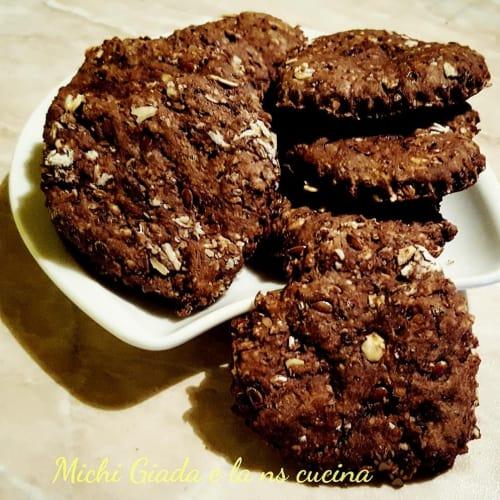 Biscotti cioccoavena