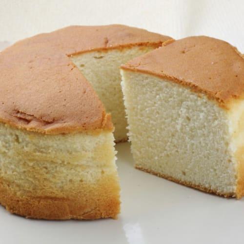 Chiffon cake senza latte e uova