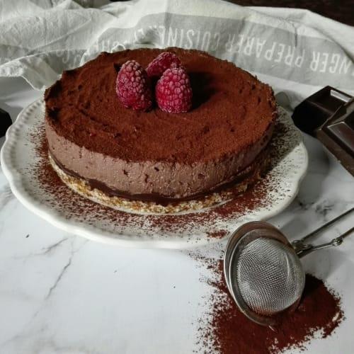 Tofucake al cioccolato