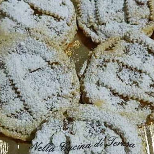 Crostatine Di Frolla All'arancia