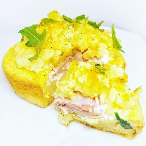 Torta Mimosa (versione salata)