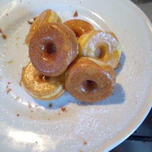 Donuts codiciosos