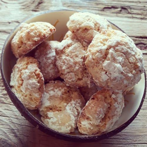 Biscottini Mandorle E Cocco