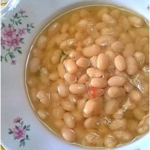 Sopa De Frijoles Cannellini
