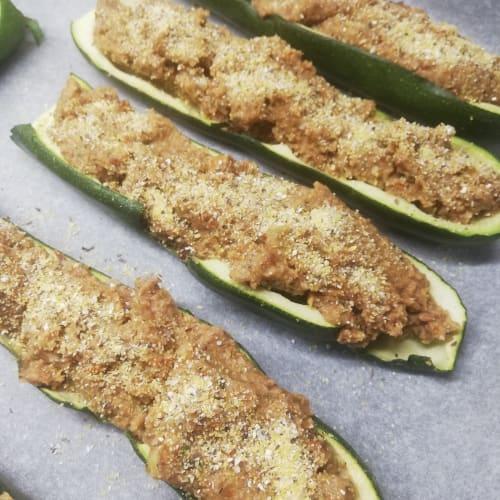 Zucchine alla mediterranea