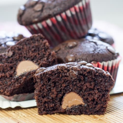 Chocolate muffin!