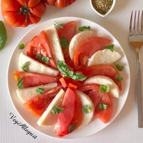 Mozzarella De Almendras