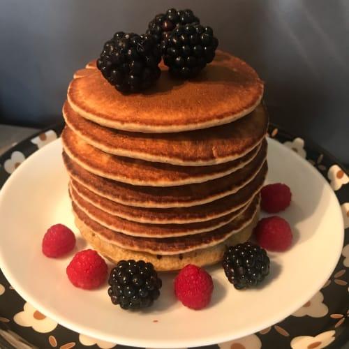 Pancake Oats